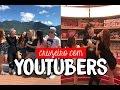 CRUZEIRO COM OS YOUTUBERS #VLOG #zenfone3zoom