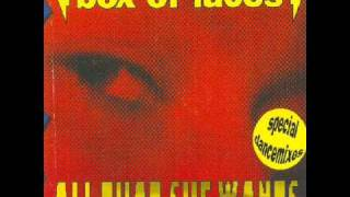 All That She Wants - Box Of Laces