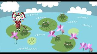 歌謠篇   馬蘭阿美語 08Takura 小青蛙《傳唱篇》