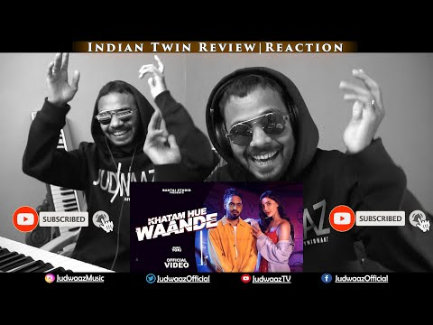 EMIWAY - KHATAM HUE WAANDE (Prod.YOKI) - JUDWAAZ REVIEW/REACTION