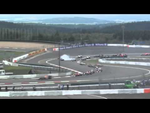 F1 GERMAN GRAND PRIX 2011 // Nurburgring // START