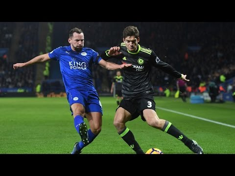 Video: Even without Costa, Chelsea crush Leicester