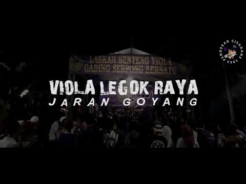 VIOLA LEGOK RAYA - JARAN GOYANG (Cover)
