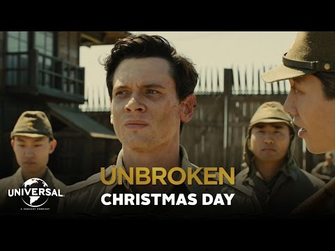 Unbroken TV Spot 'American Hero'