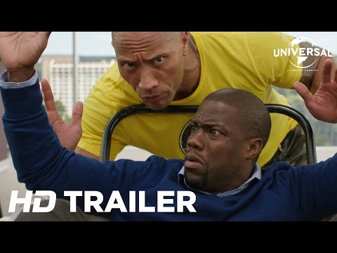 UN ESPÍA Y MEDIO (Central Intelligence) – Trailer 1 (Universal Pictures)