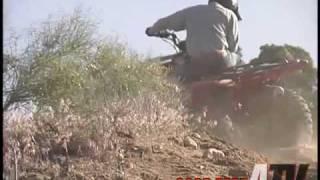 2. ATV Television Test - 2005 Suzuki Ozark