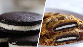 Cookies 'N' Cream Cookies by Tasty