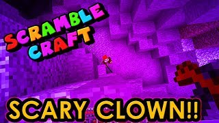 PENNY WISE THE CLOWN!? - Scramble Craft (Minecraft)