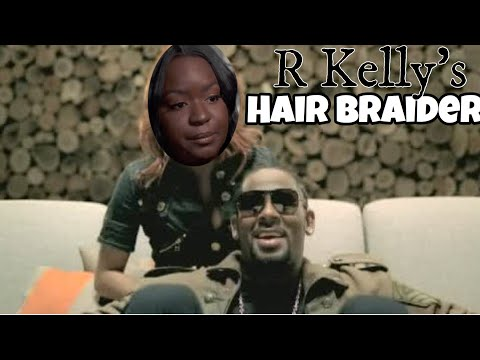 Lanita Carter R. Kelly's Former Hair Braider On R Kelly Forcing 0ral