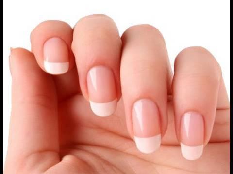 How to fix a split fingernail with Teebag