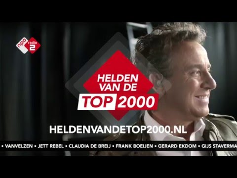Helden Van De Top 2000 (spot) | NPO Radio 2