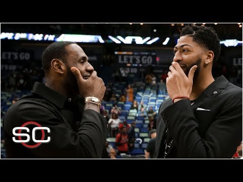 Lakers 'legitimate contender' after trading for Anthony Davis - Adrian Wojnarowski | SportsCenter