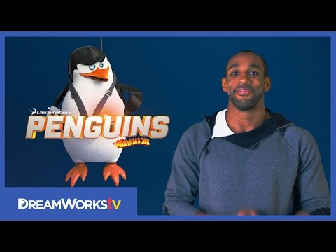 Penguins of Madagascar (Viral Video 'Do the Penguin Shake with tWitch')