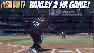 Diamond Hanley Ramirez with the 2 Home Run game and some!! Leave a Like and Subscribe for MLB The Show 17!➠Twitter - https://twitter.com/KPritz21Check out my MLB The Show 17 Playlists!➠ Ranked Seasons - https://www.youtube.com/playlist?list=PL5AHVL-omk8OB2IzhUoDwOmGViHd4BYvC➠ Epics, Missions, Packs & Programs - https://www.youtube.com/playlist?list=PL5AHVL-omk8PzjCnMDW8Efqr-wuc_sydQ➠ Road To The Show - https://www.youtube.com/playlist?list=PL5AHVL-omk8PmZI0c52cTu0iLCTt7OZ5hThanks for Watching!!