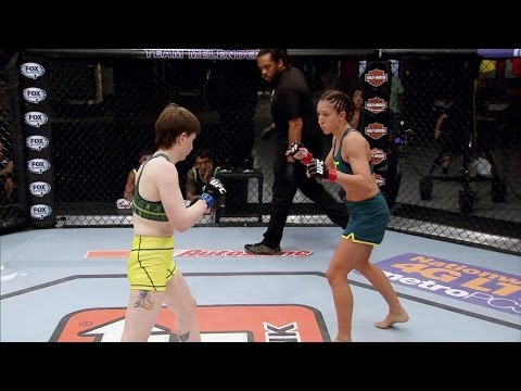 Daly - Jessica Penne moves on in The Ultimate Fighter tournament with a hard fought, three round victory over her teammate Aisling Daly in one of the closest and mo...