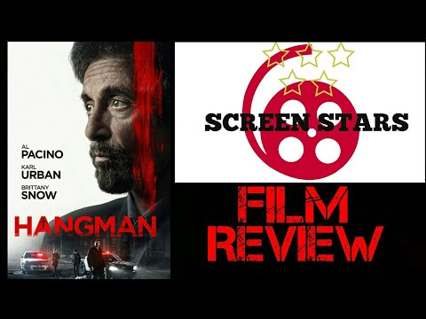 Hangman (2017) Thriller Film Review (Al Pacino/Karl Urban)