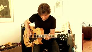Video (my personal) 1956 Gibson ES-175 blonde MP3, 3GP, MP4, WEBM, AVI, FLV Juni 2018