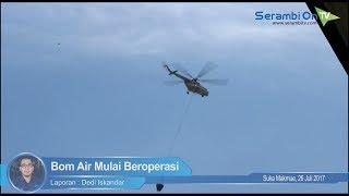 Bom Air Mulai Beroperasi di Aceh Barat