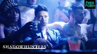 "Shadowhunters | Season 1, Episode 1 Music Clip: ""Redose"" | Freeform"