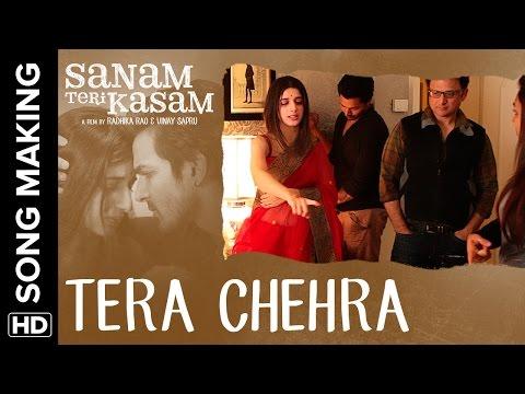 Tera Chehra Making of the Song Sanam Teri Kasam