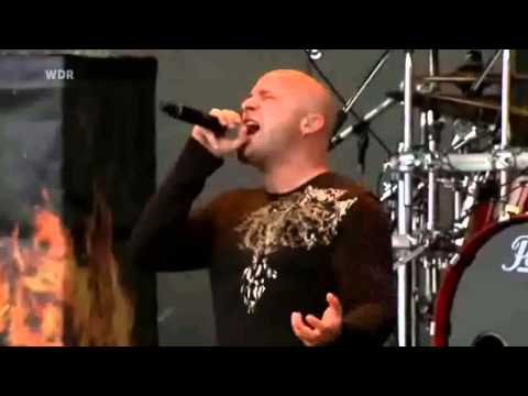 Disturbed - Down with the Sickness (Live at Rock am Ring 2008, Germany) [HD]