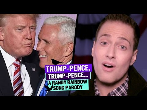 Randy Sings For Trump