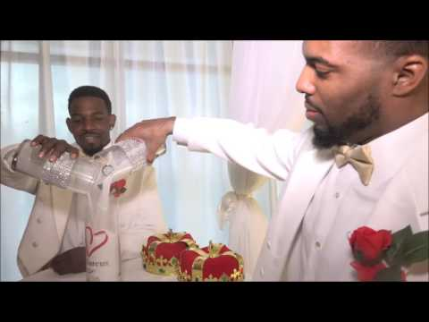 DeMarcus & Kevin Gay Wedding May 1, 2016 (видео)