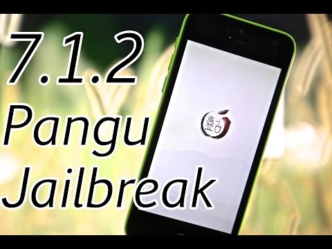How To Jailbreak iOS 7.1.2 / 7.1 Untethered – Pangu 1.1.0 iPhone, iPad & iPod