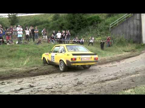 Promo film voor Eifel rally 2013 met ascona op 0.47sec.