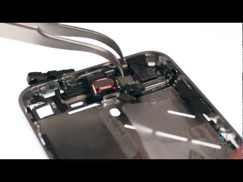 Power Button & Proximity Repair - iPhone 4 How to Tutorial