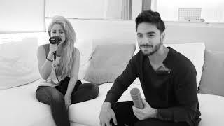 "Video Shakira & Maluma singing ""Trap"" in the studio MP3, 3GP, MP4, WEBM, AVI, FLV Juli 2018"