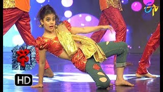 Video Aqsa Khan Performance | Dhee 10 |  20th December 2017 | ETV Telugu MP3, 3GP, MP4, WEBM, AVI, FLV April 2018