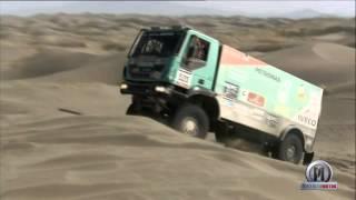 Iveco Dakar 2014  Stage 2