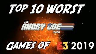Video Top 10 Worst Games/Moments of E3 2019! MP3, 3GP, MP4, WEBM, AVI, FLV Juni 2019