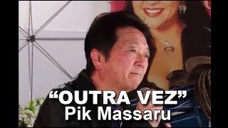 """Pik Massaru canta """"Outra vez"""" de Isolda, sucesso com Roberto Carlos, no Programa Eliane Camargo exibido dia 30 de outubro de 2016 no Canal do Boi."""