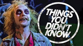 Video 9 Things You (Probably) Didn't Know About Beetlejuice! MP3, 3GP, MP4, WEBM, AVI, FLV Juli 2019