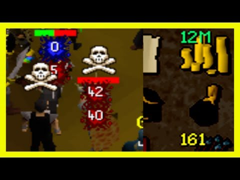 Runescape 2007 - Sparc Mac's Epic Adventure! - Pking/Staking/More!