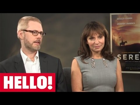 Director! - Serena writer Christopher Kyle and director Susanne Bier talk to HELLO!'s Rebecca Lewis about the chemistry between Jennifer Lawrence and Bradley Cooper, and working with the A-list pair on...