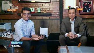 Video AHY dan Ahok Berbincang Masalah Kehidupan MP3, 3GP, MP4, WEBM, AVI, FLV Oktober 2017