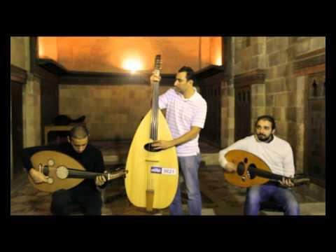 الضوء الشارد - الموسيقار ياسر عبد الرحمن - مينا واسلام ومحمد