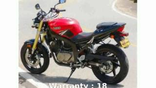 4. 2009 United Motors V2S 250 - Features