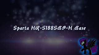 Video Sparta HR-S188SBP-H Base (-Reupload-) MP3, 3GP, MP4, WEBM, AVI, FLV Juni 2018