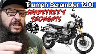 9. 2019 Triumph Scrambler 1200 | Shadetree Surgeon