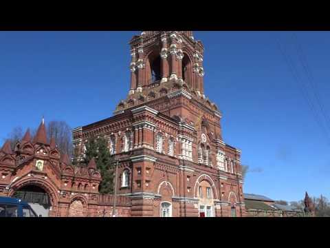 Егорьевск, деревня Колычево Казанский монастырь