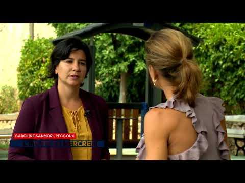 Wednesday guest: Caroline Sanmori-Peccoux