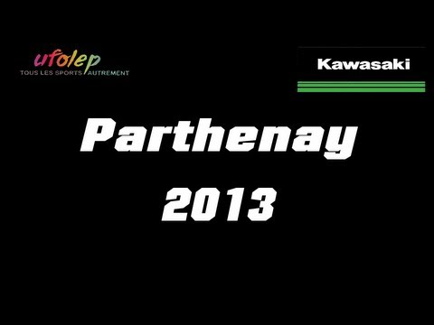 [ Présentation des pilotes ] HELMET CAM : Parthenay 2013