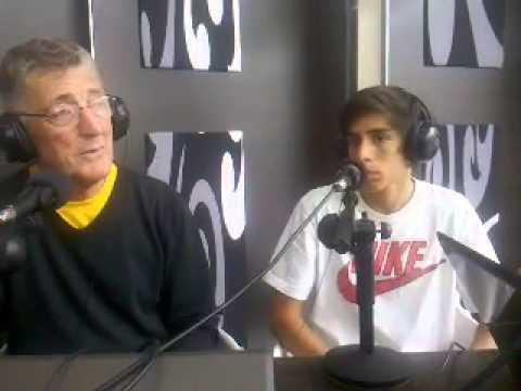Entrevista - Franco Bustos (Marchista) y Silvio Bataia (Entrenador) en TandilSports Radio