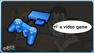 สื่อการเรียนการสอน Let play game ป.2 ภาษาอังกฤษ