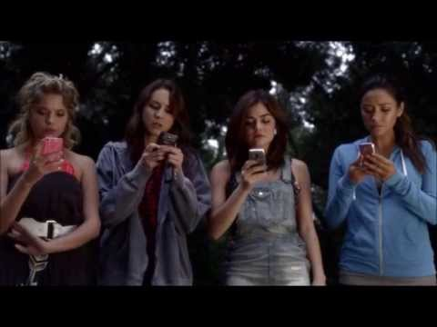 Pretty Little Liars 3x01 - The Girls At The Old A Lair.