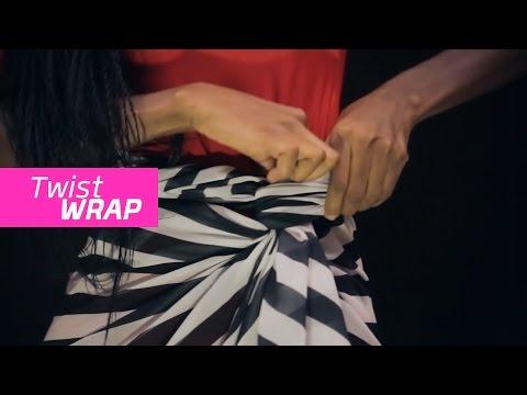 How to Tie Buba and Iro